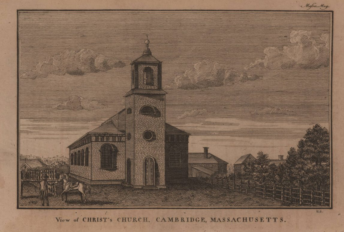 Baptism in New England